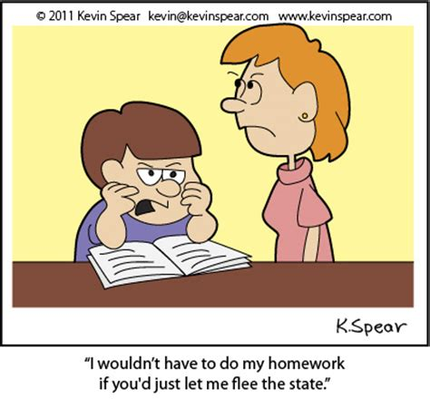 It stops kids from doing their homework